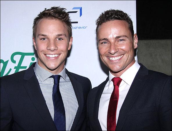 Joshua Buscher and Bryan West