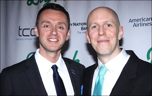 Andrew Lippa and John August