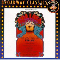 Cover art for the 1971 Original Broadway Cast recording