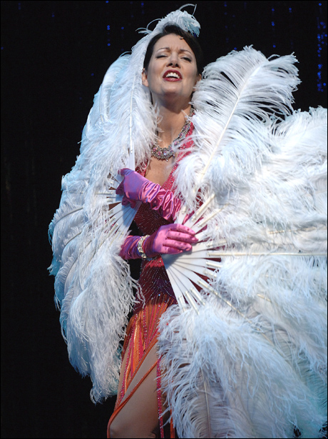 Leslie Denniston in the 2005 Barrington Stage production.