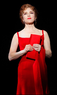 Bernadette Peters in <i>Follies</i>.