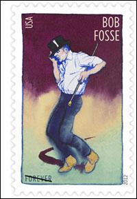 The Bob Fosse stamp