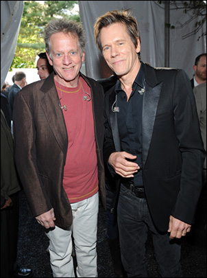 Michael Bacon and Kevin Bacon