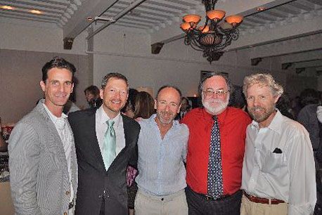 Mark H. Dold, director Tyler Marchant, Martin Rayner,