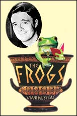 Nathan Lane, star of <I>The Frogs</I>