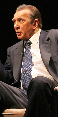 Tony winner Frank Langella
