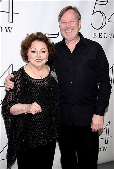 Mimi Hines and John McDaniel