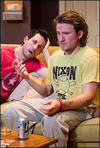 Rhett Owen and Michael Rabe