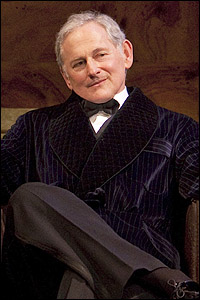 Victor Garber in <I>Present Laughter</I>