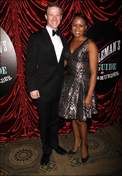 Jeff Kready and Nikki Renee Daniels