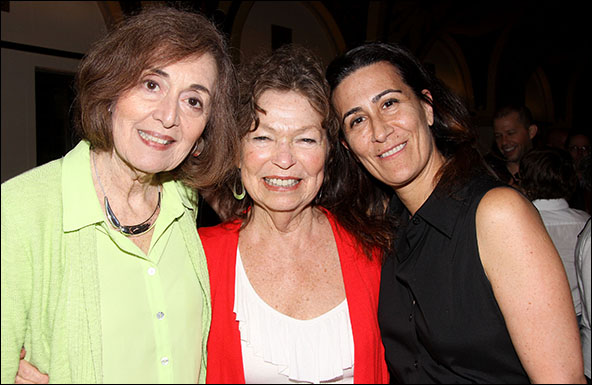 Nancy Ford, Gretchen Cryer and Jeanine Tesori