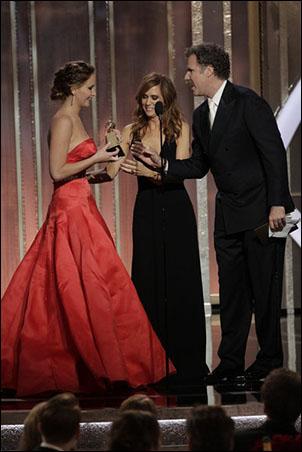 Jennifer Lawrence, Kristen Wiig, Will Ferrell