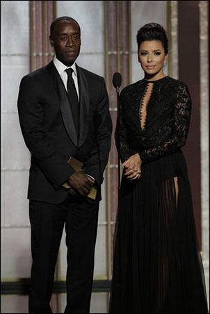 Don Cheadle, Eva Longoria
