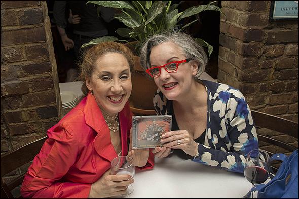 Joanna Glushak and Jennifer Smith