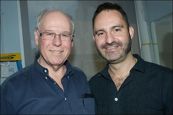 Bruce Joel Rubin and Paul Kieve