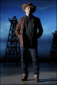 Brian d'Arcy James in <i>Giant</i>.