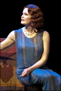 Kate Baldwin in the Dallas production of <i>Giant</i>.