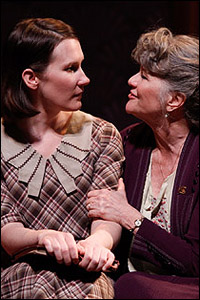 <I>The Glass Menagerie</I> stars Keira Keeley and Judith Ivey