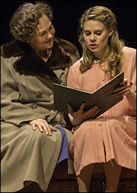 Cherry Jones and Celia Keenan-Bolger