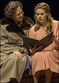 Cherry Jones and Celia Keenan-Bolger