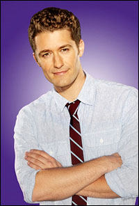 Nominee Matthew Morrison