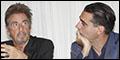Al Pacino, Bobby Cannavale, John C. McGinley and Cast of Glengarry Glen Ross Meet the Press