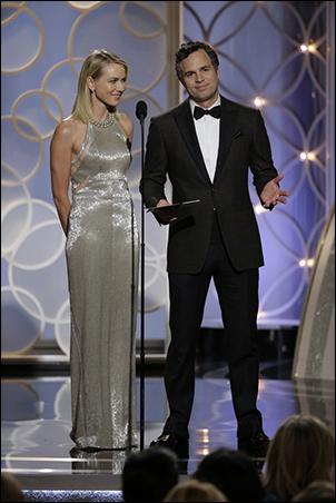 Naomi Watts and Mark Ruffalo