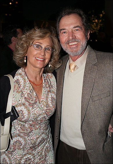 Susan Loewenberg and Gregory Itzin