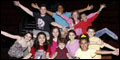 """The Godspell Cast of 2032"" in Rehearsal"