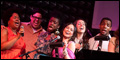 Broadway's Godspell Troupe Sings Stephen Schwartz