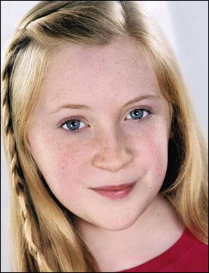Zoe Considine as Morgan Age 11, Bernardsville, NJ