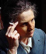 Tovah Feldshuh as Golda Meir.
