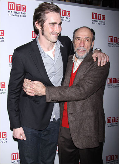 Lee Pace and F. Murray Abraham
