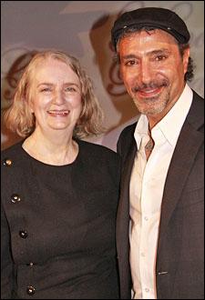 Melba LaRose and Tony Spinosa