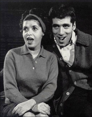 Marilyn Cooper and Elliott Gould in  I Can Get It For You Wholesale