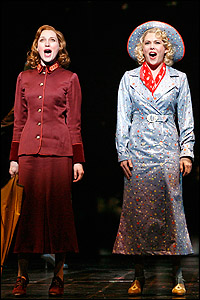<I>Guys & Dolls</I>' Kate Jennings Grant and Lauren Graham