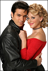 <I>Grease</I>'s Keeling and Spencer