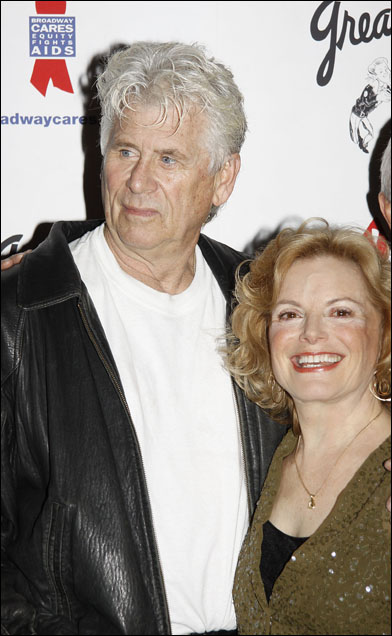 Barry Bostwick and Carole Demas