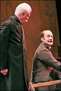 Michael Cochrane and Rick Warden