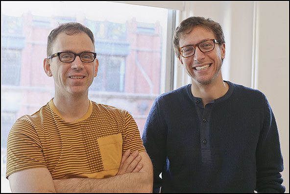 Steve Cosson and Michael Friedman