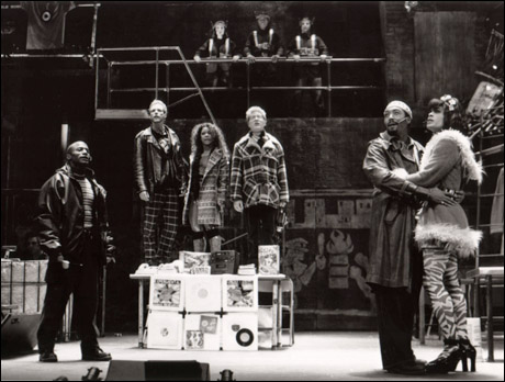 Rent Out Tonight Original Broadway Cast The Original Broadway Cast of