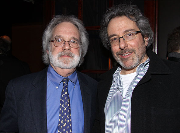 John Weidman and Warren Leight