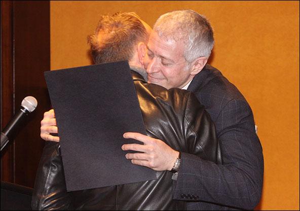 Michael John LaChiusa and Scott Frankel