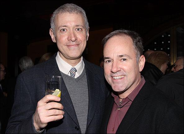 Scott Frankel and Stephen Flaherty