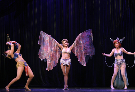 Lenora Nemetz, Alison Fraser and Marilyn Caskey in Gypsy, 2008