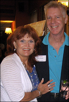 Anna McNeely and her husband, Steve Roland