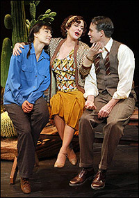 <I>Gypsy</I> Tony winners Laura Benanti, Patti LuPone and Boyd Gaines