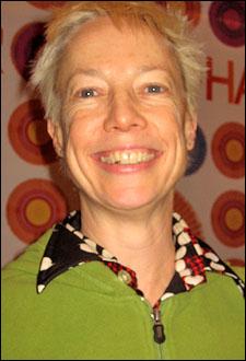 Choreographer Karole Armitage