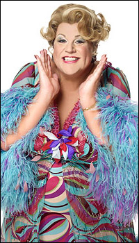 Michael Ball as Edna Turnblad