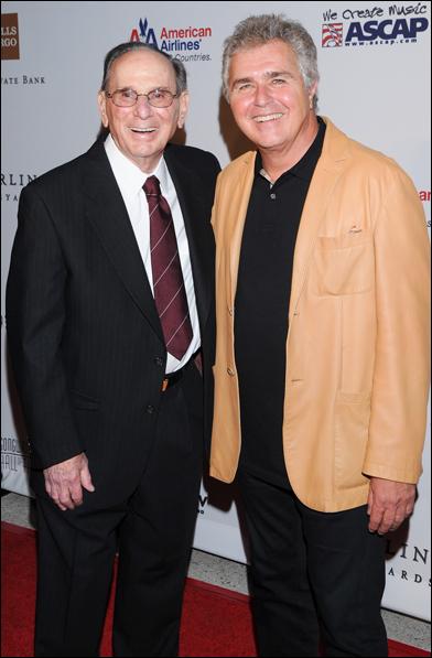Hal David and Steve Tyrell